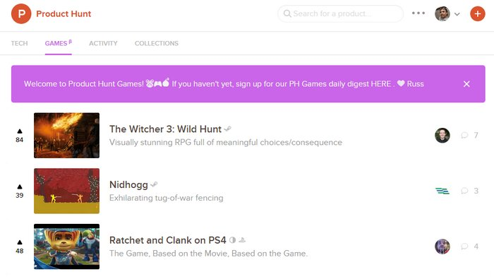product-hunt-games