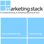 Marketing Stack, excelente directorio de recursos y herramientas de marketing