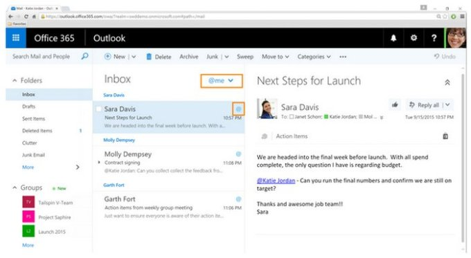 outlook-office-365-mentions-me