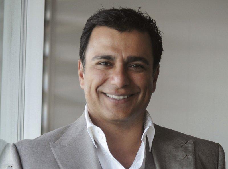 Omid Kordestani (foto cortesía de Google)