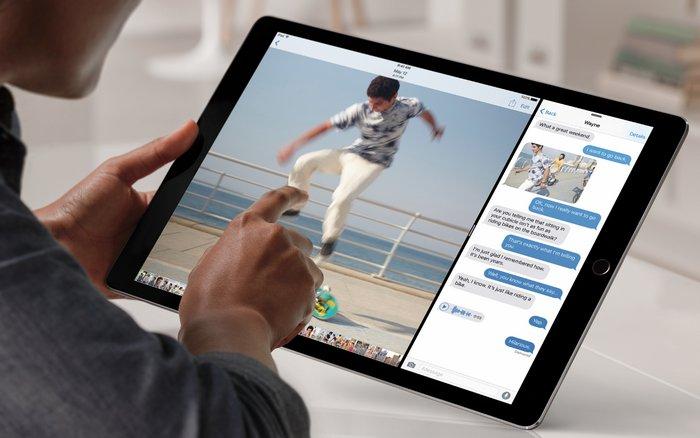 Apple agrega 256GB al iPad Pro de 12.9″