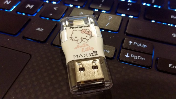 Review: PhotoFast Max Hello Kitty, memoria flash para dispositivos iOS