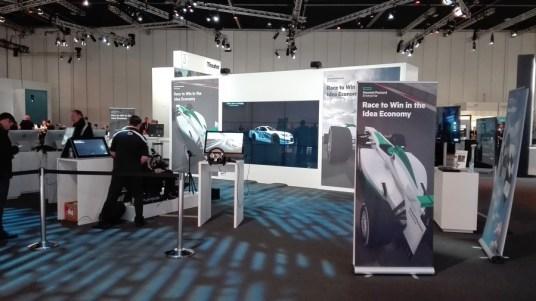 HPE Discover 2015 London 36