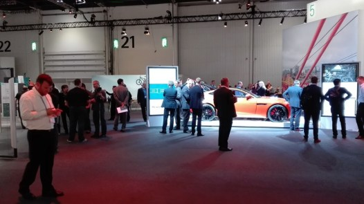 HPE Discover 2015 London 42