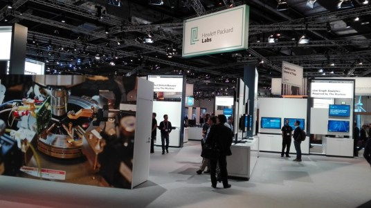 HPE Discover 2015 London 45