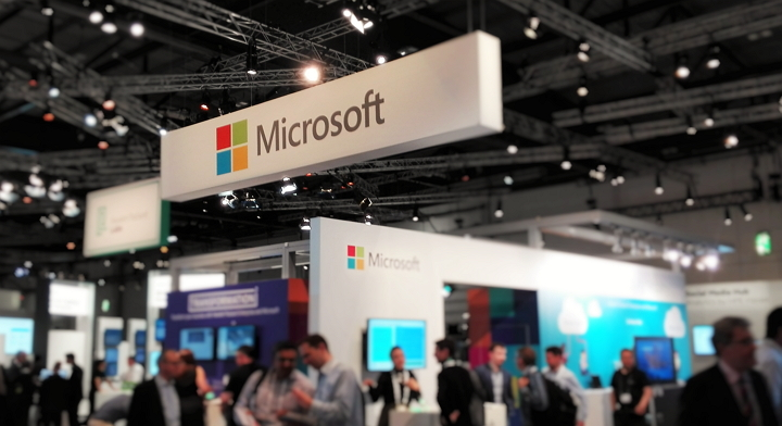 HPE Discover - Microsoft