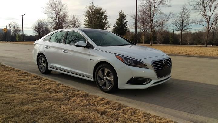 Review: 2016 #Hyundai Sonata Hybrid Limited – Galería de Imágenes #HyundaiSonata