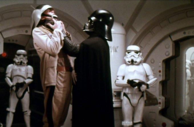 Imagen cortesía Star Wars