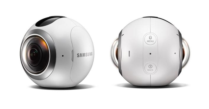 Así funciona funciona y se ven los vídeos de la cámara Samsung Gear 360 #MWC2016