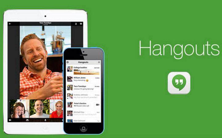 Google duo reemplazará a Hangouts en el paquete de aplicaciones de Google Mobile Servicies