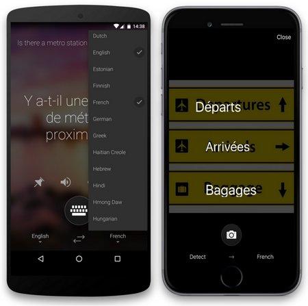 Microsoft Translator para iOS ahora también trabaja fuera de línea