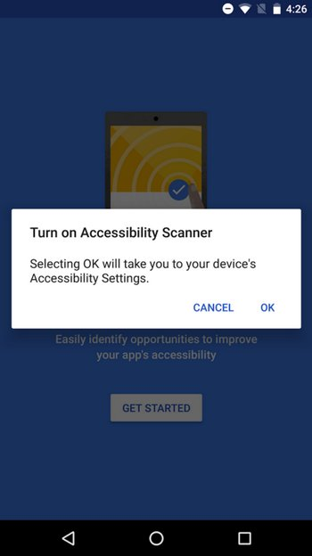 accesibility-scanner