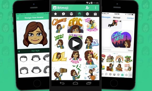 Snapchat habría llegado a un acuerdo para la compra de Bitstrips