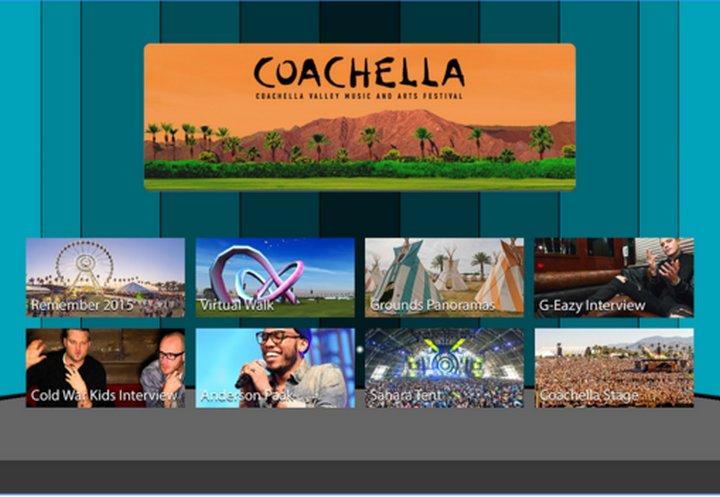 El Festival Coachella se podrá ver en Realidad Virtual con gafas Carboard y app gratis!