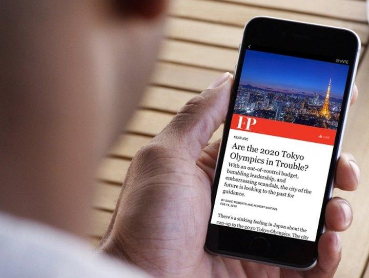 Facebook desarrolla plugin para WordPress para crear Instant Articles