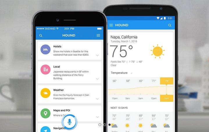 Soundhound lanza Hound, un asistente virtual para el móvil que sabe mucho y responde rápido