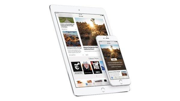 Apple News EE.UU. y Australia ahora en Twitter con noticias curadas por editores locales