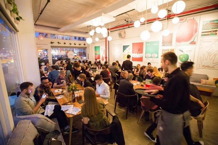 Google abre un restaurante, aunque solo por 4 días para promocionar el Traductor de Google