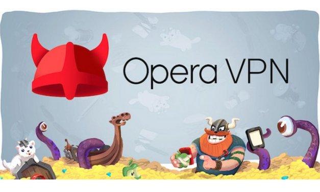 Luego de integrar VPN nativo en su navegador, Opera ahora lanza aplicación VPN para iPhone y iPad