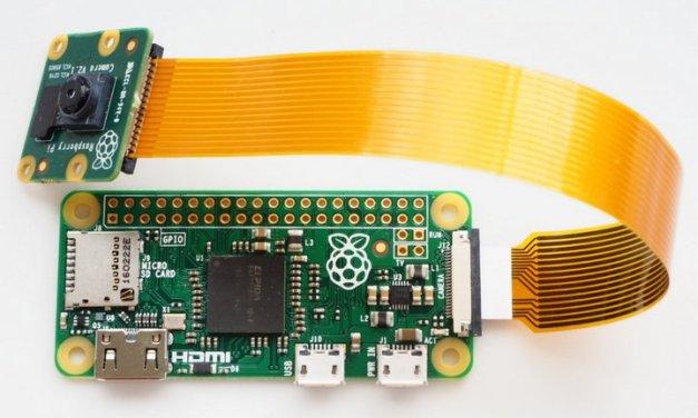 Raspberry Pi incorpora soporte para cámara en su modelo Z, el mismo que cuesta 5 dólares