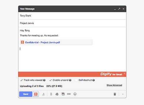 digify-gmail-chrome-extension