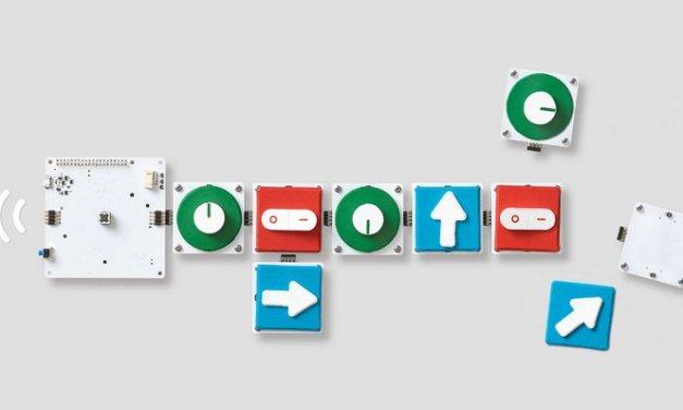 Google anuncia el proyecto Bloks con el fin de ayudar a los niños a crear código con elementos físicos