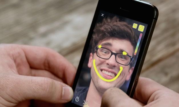 Snapchat ahora permite sugerir contactos