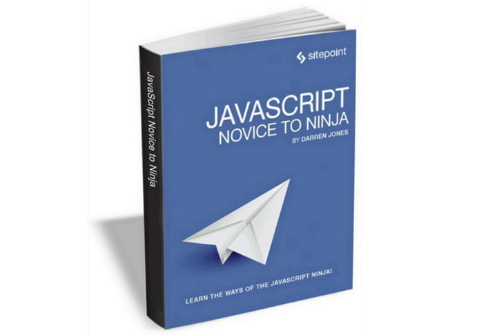 JavaScript Novice to Ninja, ebook gratis por tiempo limitado