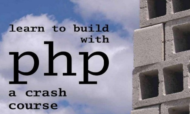 Learn To Build With PHP, un ebook gratis para aprender a desarrollar un sitio web desde cero