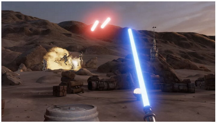 Lucasfilm anuncia juego gratis de realidad virtual
