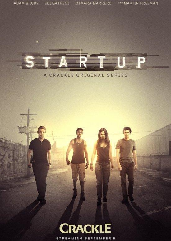 Crackle - Startup
