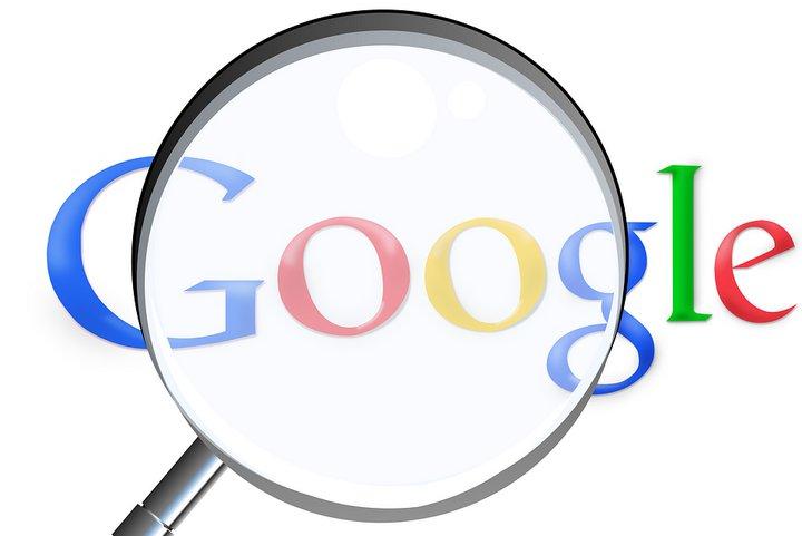 Google - Páginas Web