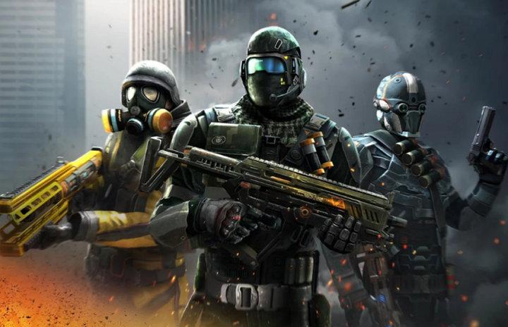 Modern Combat 5: Blackout - Juegos para Android