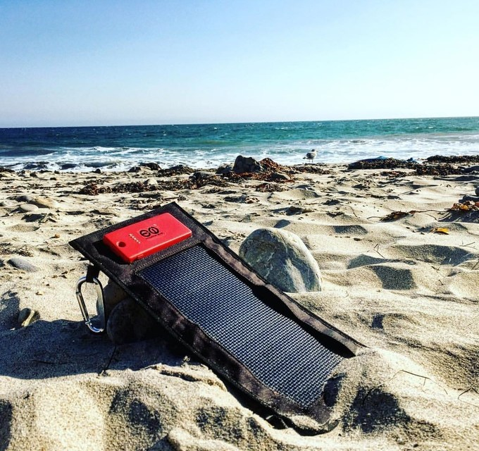 RapidSol: El cargador solar más rápido del mundo