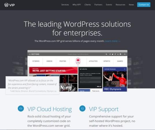 WordPress VIP: Optimizado para Empresas Hosting/Seguridad/Tráfico