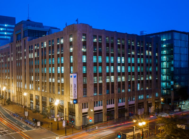 Twitter Offices - San Francisco - California