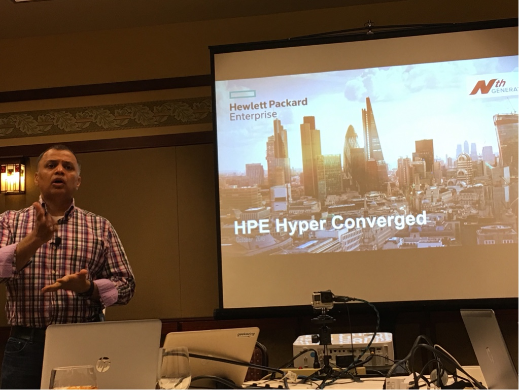 HPE Hyper Converged