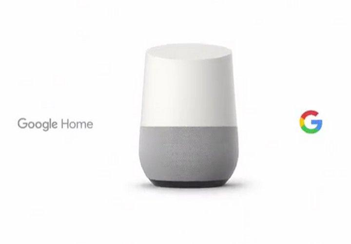 Altavoz inteligente Google Home incluye el asistente virtual Assistant y su precio es de 129 dólares