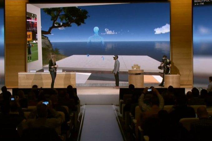 Microsoft Windows 10 - Gafas de Realidad Virtual