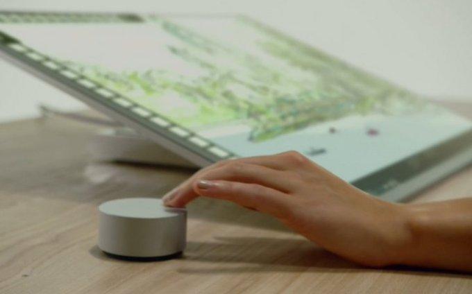 Microsoft Surface Studio Dial