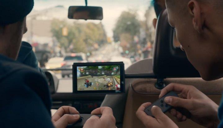 Nintendo Anuncia Una Nueva Consola Hibrida De Juegos Nintendo Switch