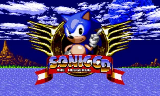 Por tiempo limitado pueden descargar gratis Sonic CD para iOS