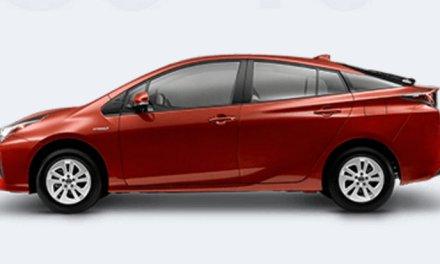 México se transformó en el 4to mayor mercado global para el Toyota Prius