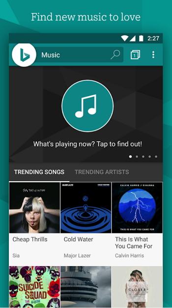 Bing para Android