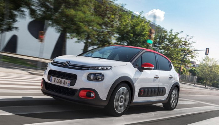 Citroën C3 ConnectedCam Citroën