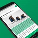 Microsoft Clip Layer, app Android para copiar y pegar desde cualquier pantalla