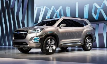 FHI presenta su concepto de SUV del futuro: Subaru VIZIV-7 [Vídeo]