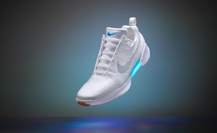 Las zapatillas Nike HyperAdapt 1.0 serán lanzadas el 1/12 a 720 dólares