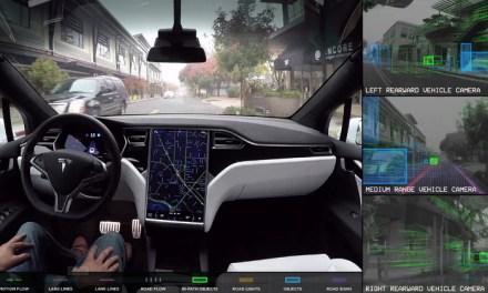 En 3 semanas Tesla lanzará el mejorado Piloto Automático