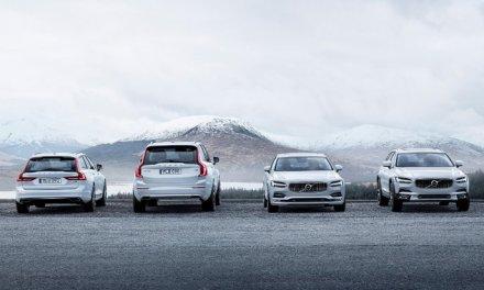 La Serie 90 de Volvo incorpora varias mejoras de seguridad, motores y conectividad (Android Auto)